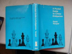 A Pocket Guide to Chess Endgames(国际象棋类书籍) 1970年印刷