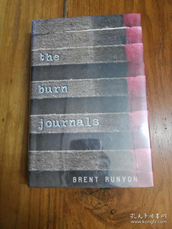 The Burn Journals(精装16开本)