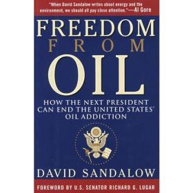 9780071489065从石油的束缚中解放【FREEDOM FROM OIL: HOW THE NEXT PRESIDENT】(英文原版)