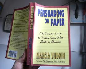 PERSUADING ON PAPER