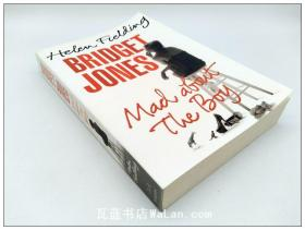 Bridget Jones: Mad About Boy BJ单身日记 英文原版