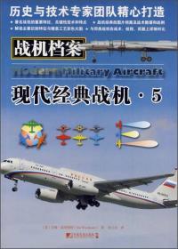 战机档案:现代经典战机5