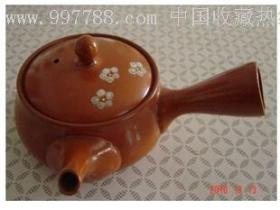 满洲国时期日本精致茶壶