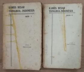 中印大辞典(上下)册
