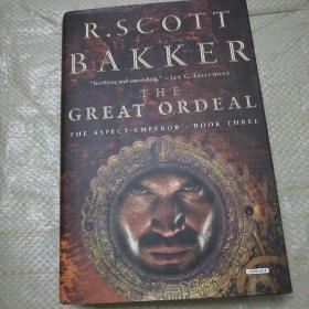 R SCOTT BAKKER THE GRAT ORDEAL