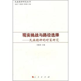 民族精神研究丛书:现实挑战与路径选择-民族精神的对策研究