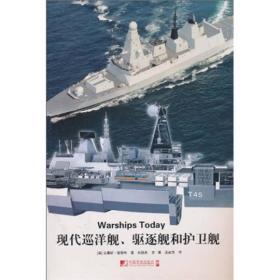 现代巡洋舰驱逐舰和护卫舰