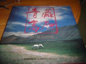 青藏高原---庄明景摄影集----12开精装