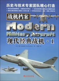 战机档案:现代经典战机·1