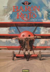 BARON ROJO EDICION INTEGRAL 西班牙语