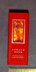 580012168  纪念章  北京商学院30周年纪念