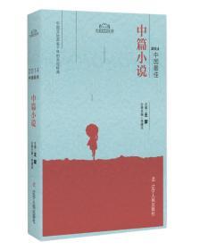 2014中国最佳.中篇小说