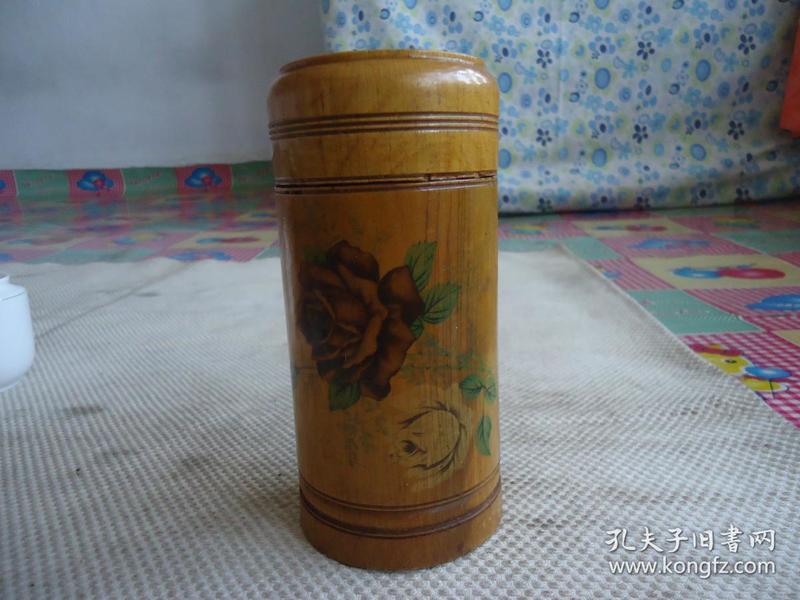 木茶叶盒,茶叶筒.