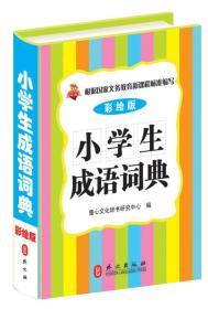 小学生成语词典-彩绘版