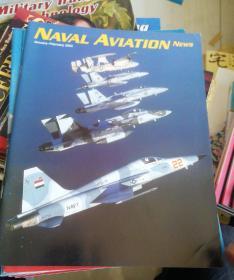 NAVAL AVIATION NEWS(英文原版,海军航空兵新闻  2003年 10本合售
