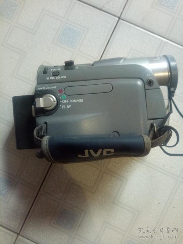 日本老JVC摄影机