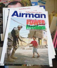 AIRMAN(英文原版,飞行员杂志  2003年 1.2.4.5.6.9.10.11.12 九本合售