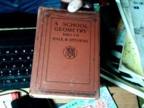 A SCHOOL GEOMETRY          E6