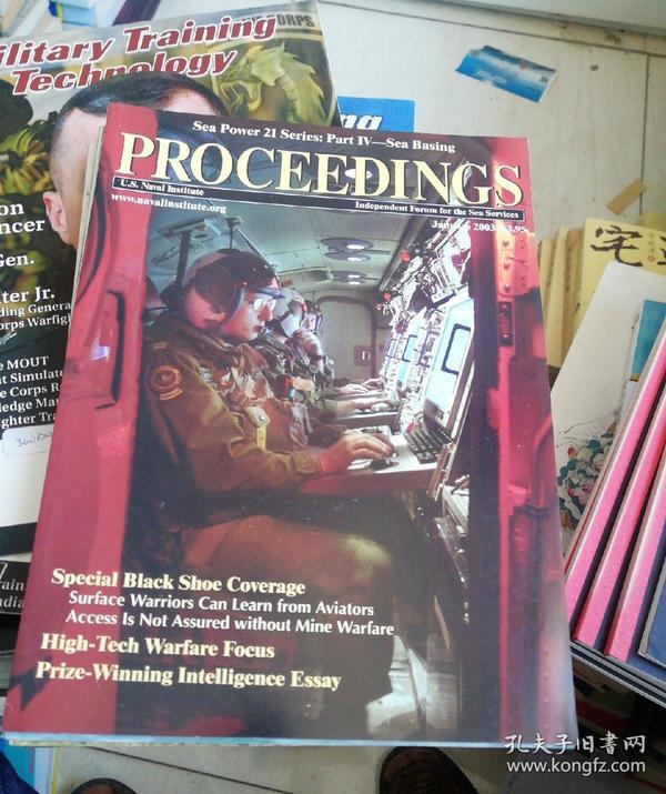 PROCEEDINGS 2003 1.4.5.6.11.12 六本合售