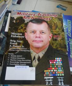 MILITAEY TRAINING TECHNOLOGY  2003  1.2.两本合售
