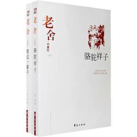 老舍代表作(全二册):中国现代文学百家