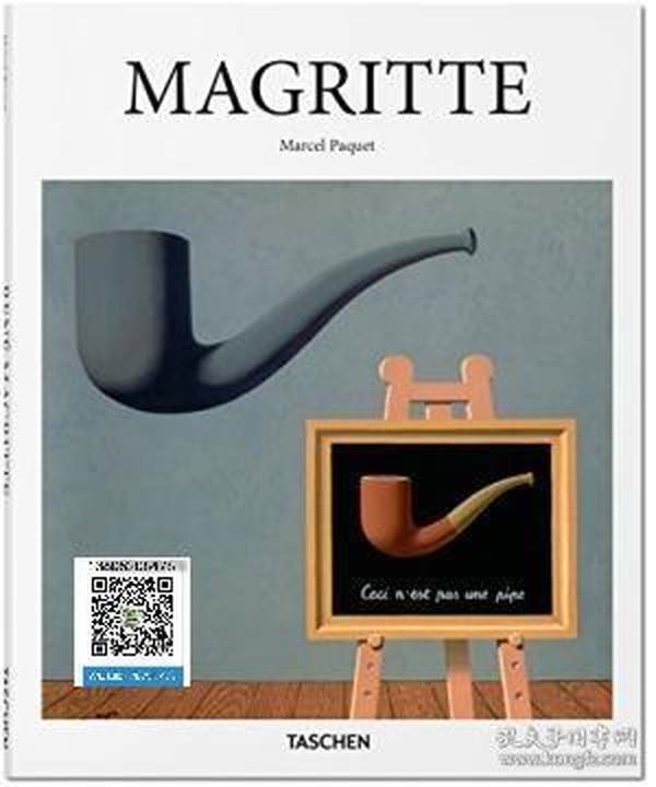【包邮】Magritte (Basic Art Series 2.0)