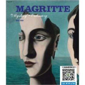 【包邮】2013年Magritte: The Mystery of the Ordinary, 1926-1938精装作者Stephanie DAlessandro
