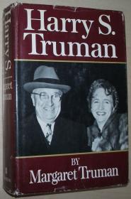 英文原版书  Harry S. Truman 精装本 Hardcover – 1973 by Margaret Truman  (Author)