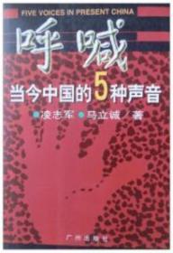 呼喊:当今中国的5种声音