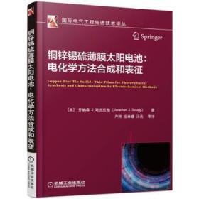 铜锌锡硫薄膜太阳电池:电化学方法合成和表征