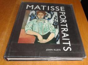 2手英文 Matisse Portraits 马蒂斯 肖像 图圕馆 裂 xgc22