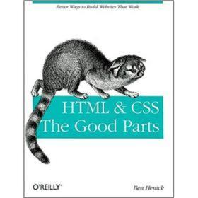 9780596157609HTML & CSS