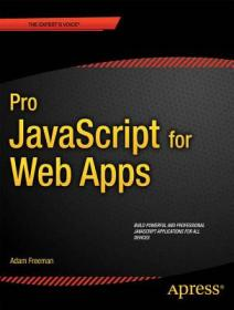 9781430244615Pro JavaScript for Web Apps