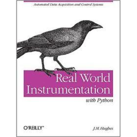 9780596809560Real World Instrumentation with Python