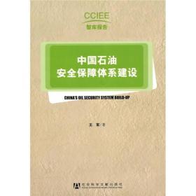 中国石油安全保障体系建设