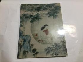 纽约苏富比 1991年5月29日 精美中国书画专场