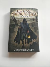 英文原版 The Last Apprentice (Revenge of the Witch)