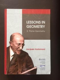 Lessons in geometry   I: plane geometry     英文原版