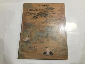 纽约苏富比. 1989年5月精美中国近现代书画 齐白石6件张大千1吴昌硕3件件共179件
