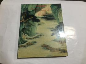 苏富比1992年4月(中国近现代书画拍卖图录)