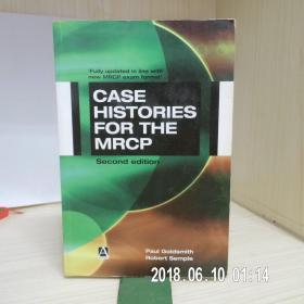 CASE HISTORIES FOR THE MRCP【MRCP病例记录】第二版
