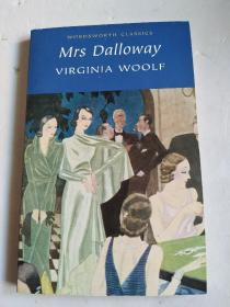 英文原版: Mrs Dalloway( Virginia Woolf)
