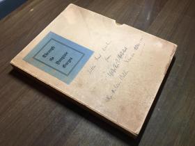 【孤本】【三峽原版影集】約1920年米高梅攝影師科克(R.Koke)《穿越三峽》Though the Yangtse Gorges/20幅原版銀鹽紙基照片/一函一冊全