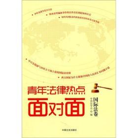特价 青年法律热点面对面(国际法卷)