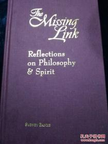The Missing Link: The: Reflections on Philosophy and Spirit