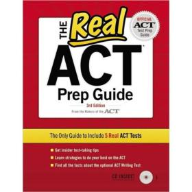 The Real ACT (Book+CD)