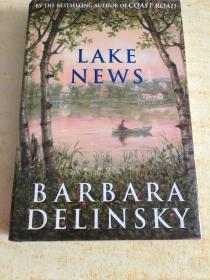 LAKE NEWS     BARBARA DELINSKY