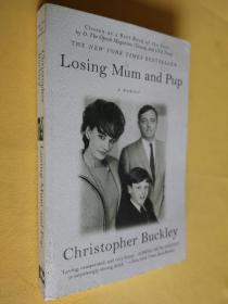 英文原版 Losing Mum and Pup: A Memoir by Christopher Buckley