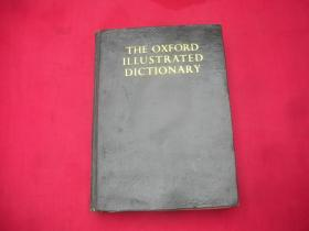 The oxford illustrated dictionary 牛津插图词典: 第2版