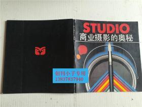 商业摄影的奥秘  柏韦勒著  漓江出版社